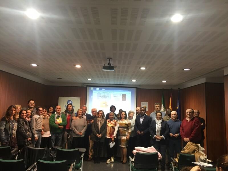 El Banco de Alimentos de Huelva participa en unas jornadas sobre el papel del voluntariado en la garantía alimentaria