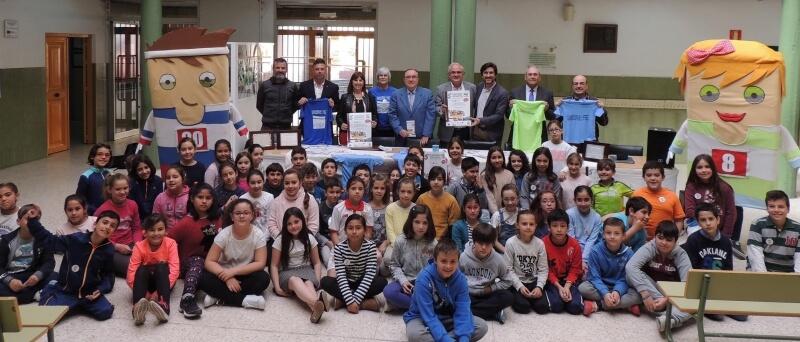 La Fundación Atlantic Copper celebrará el 22 de abril la V Carrera Infantil 'Kilos x Km' a beneficio del Banco de Alimentos y Cruz Roja