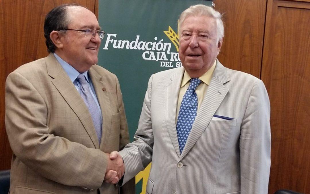 La Fundación Caja Rural del Sur renueva su colaboración con el Banco de Alimentos de Huelva