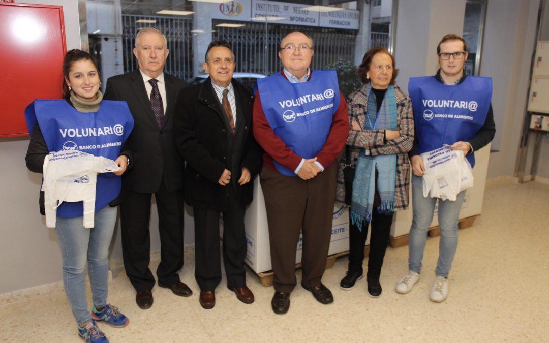 El Banco de Alimentos de Huelva anima a los onubenses a participar hoy y mañana en la Gran Recogida