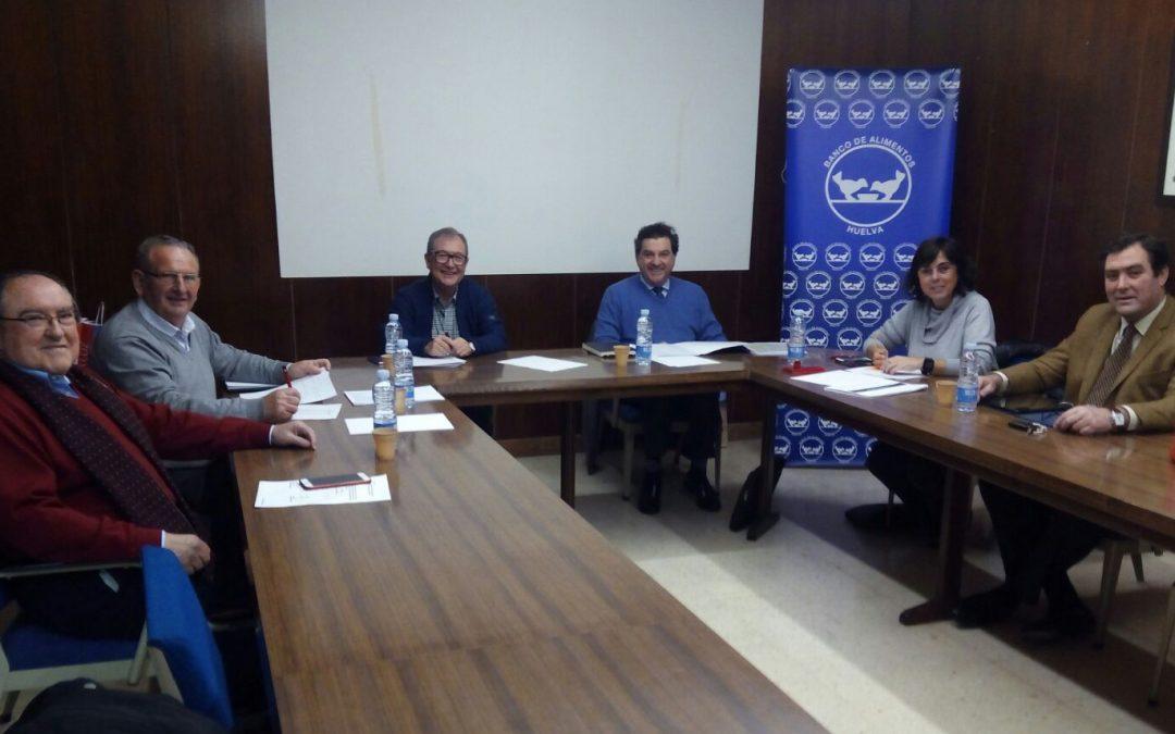 Los Bancos de Alimentos de Andalucía analizan en Huelva sus retos para 2018