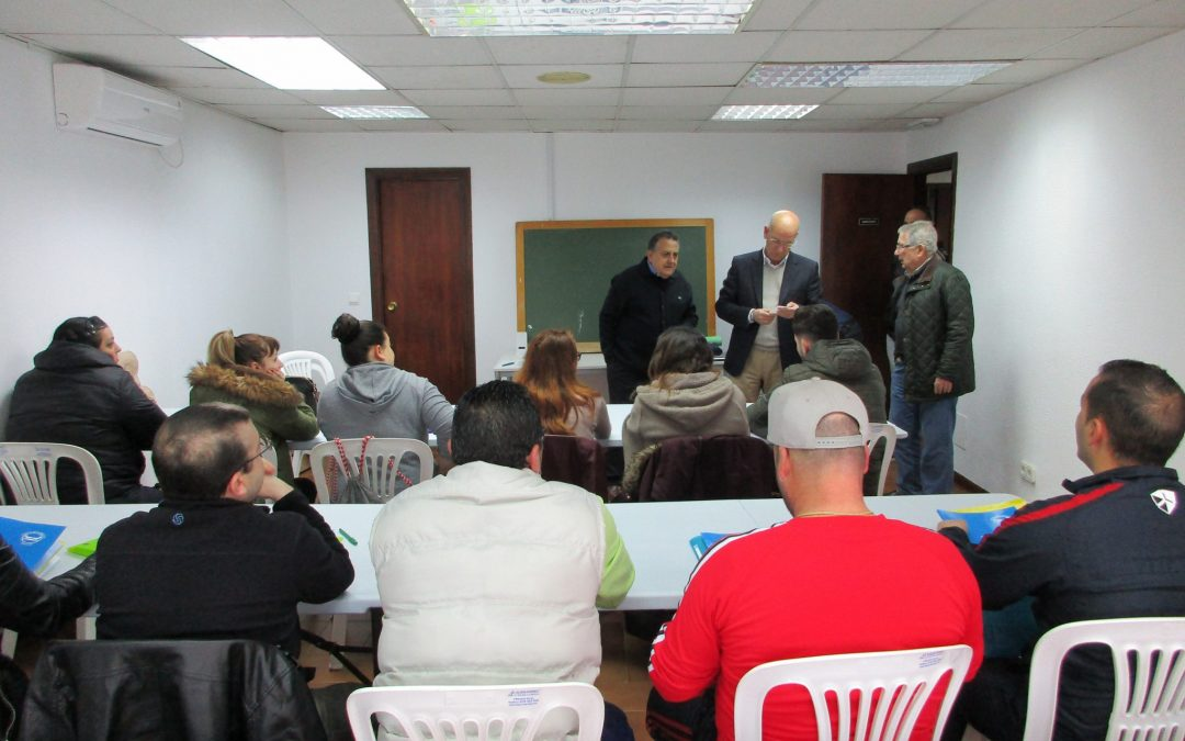 El Banco de Alimentos de Huelva amplía su labor social con cursos de formación para personas en riesgo de exclusión