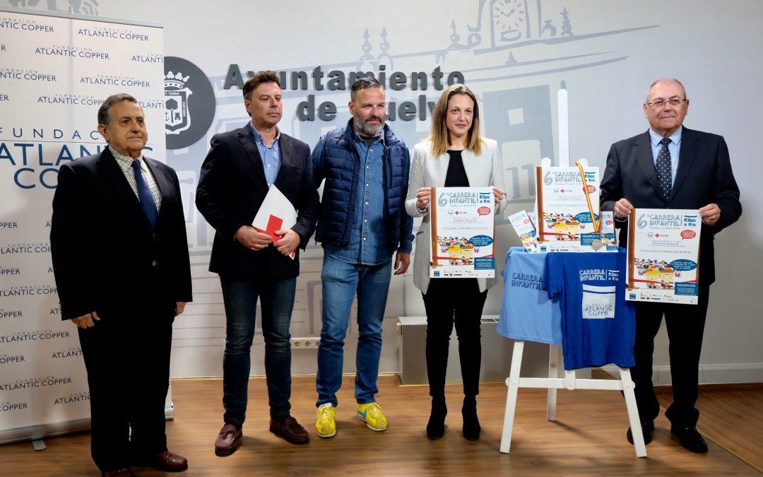 Vuelve la cita solidaria y de promoción deportiva 'Kilos por Kilómetros' de la Fundación Atlantic Copper