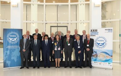 La Reina Sofía inaugura el XXIII Congreso Nacional de la Federación Española de Bancos de Alimentos