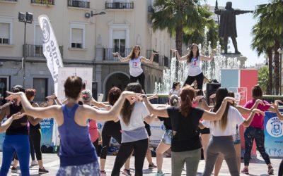 Zumbatrón solidario a beneficio del Banco de Alimentos de Huelva