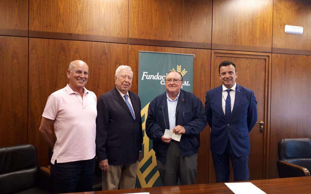 La Fundación Caja Rural del Sur y el Banco de Alimentos de Huelva unen fuerzas en acción social para los más necesitados
