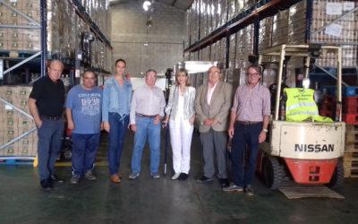 El Gobierno distribuye 676.038 kilos de alimentos en Huelva a través del Banco de Alimentos y Cruz Roja