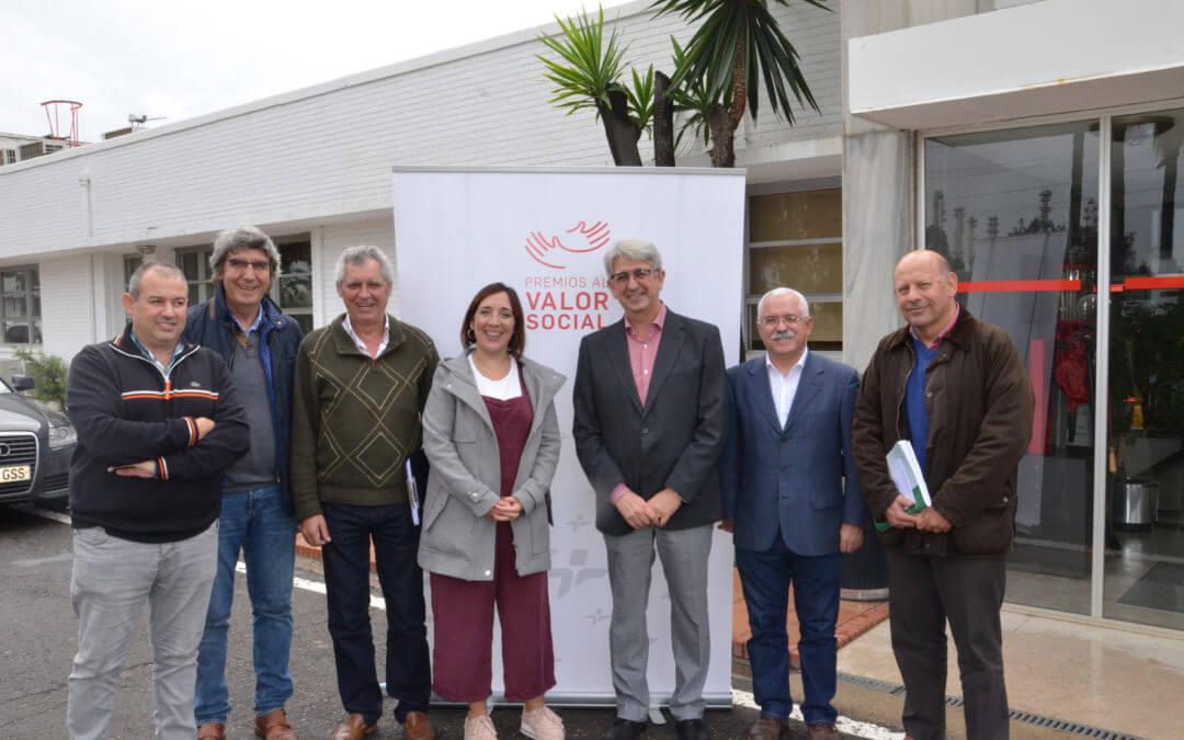 El Banco de Alimentos de Huelva recibe el Premio al Valor Social de la Fundación Cepsa