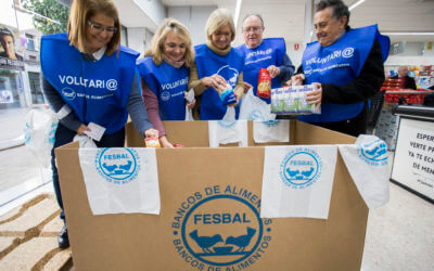 El Banco de Alimentos de Huelva anima a los onubenses a participar en la Gran Recogida 2018