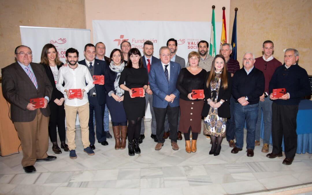 El Banco de Alimentos recibe el Premio al Valor Social de la Fundación Cepsa
