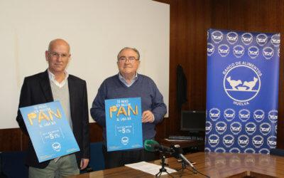 El Banco de Alimentos de Huelva lanza una campaña para captar nuevos socios protectores