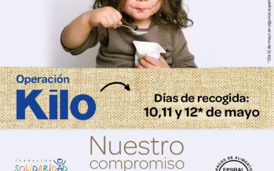 'Operación Kilo' el viernes 10 y el sábado 11 de mayo en dos Carrefour Markets de Huelva