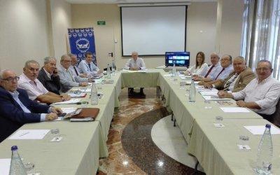 El Comité Ejecutivo de Fesbal se reúne en Huelva