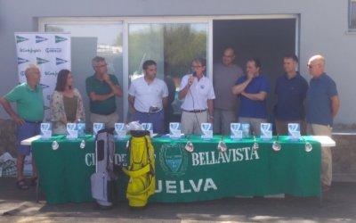 Gran éxito de participación en el VII Torneo de Golf a beneficio del Banco de Alimentos celebrado en Bellavista Golf Club