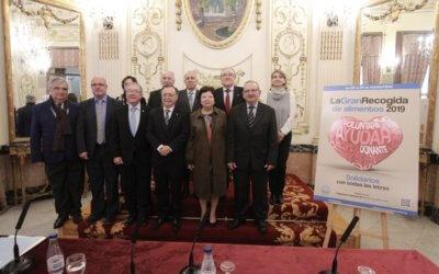 El Banco de Alimentos de Andalucía, Cauta y Melilla espera superar los 2 millones de kilos en la Gran Recogida de Alimentos