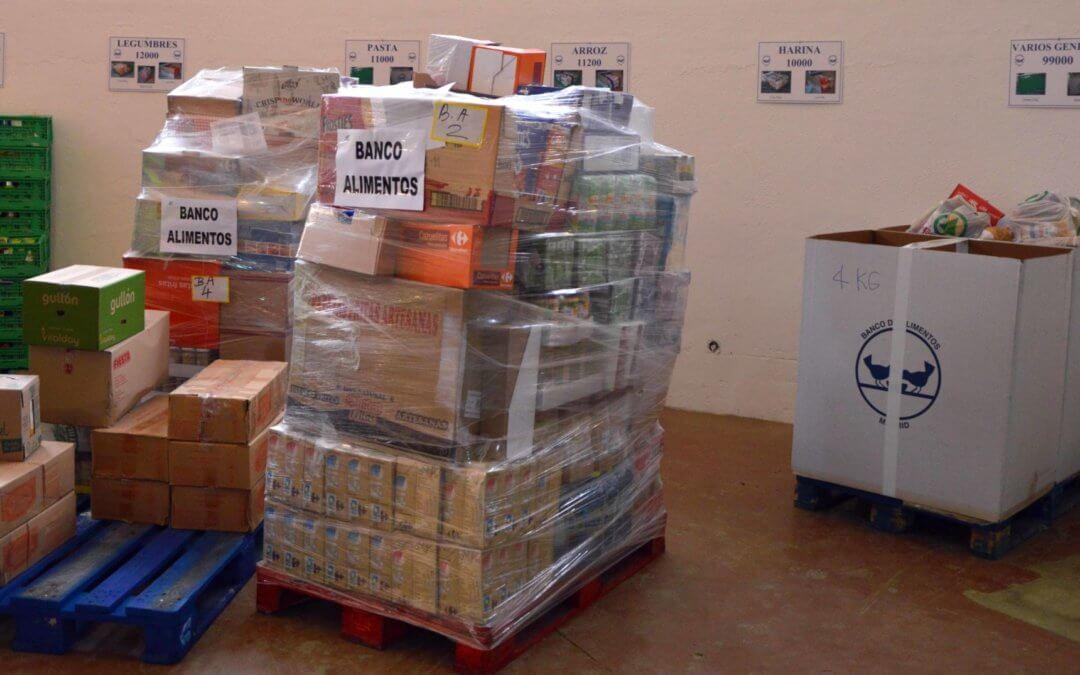 La Fundación Cepsa dona 200.000 euros al Banco de Alimentos para cubrir las necesidades de los colectivos más vulnerables ante el Covid-19