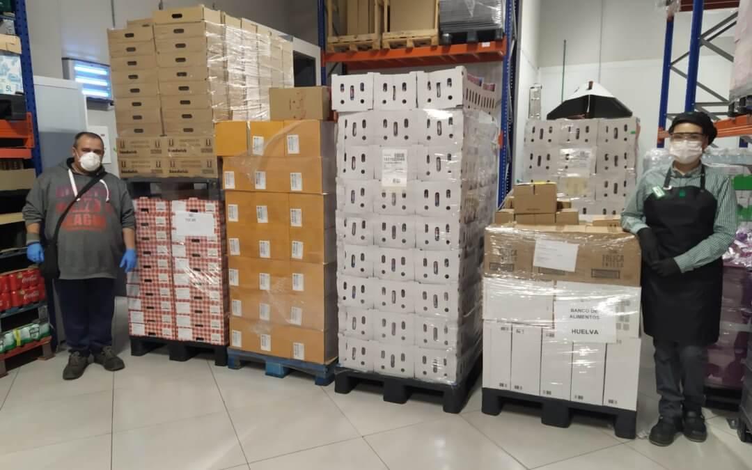 El Banco de Alimentos prevé un incremento del orden del 20% de beneficiarios por el coronavirus