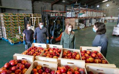 El Puerto de Huelva colabora al Banco de Alimentos en su lucha contra el coronavirus