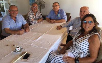 Constituida la nueva junta directiva del Banco de Alimentos de Andalucía, Ceuta y Melilla