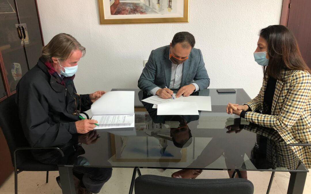 El Ayuntamiento de Aljaraque dona 2.000 euros al Banco de Alimentos de Huelva