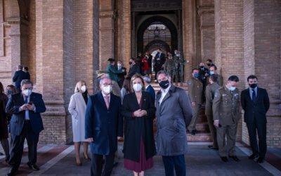 La Delegación del Gobierno en Andalucía reconoce la labor del Banco de Alimentos de Huelva