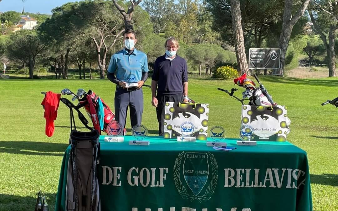 El Torneo benéfico de Golf del Bellavista Golf Club logra recaudar más de 2.000 euros para el Banco de Alimentos de Huelva