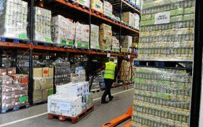 Aguas de Huelva renueva sus compromisos de colaboración con el Banco de Alimentos y con el Economato Resurgir de Huelva