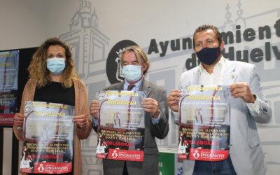 El Ayuntamiento y la Hermandad de Emigrantes se unen en la III Carreta Solidaria a favor del Banco de Alimentos