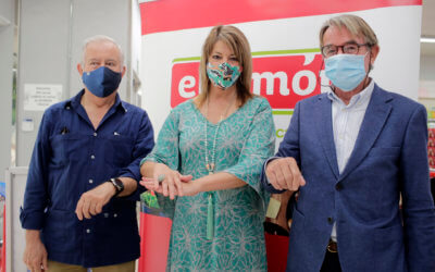 Supermercados El Jamón pone en marcha una recogida virtual a beneficio del Banco de Alimentos de Huelva