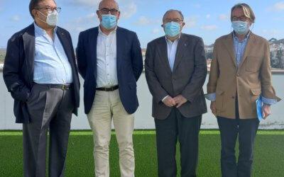 Donación del Hospital Quirón Salud al Banco de Alimentos de Huelva